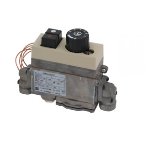 SIT 0710743 Minisit Thermostatic Gas Valve for Fryer 120-200C