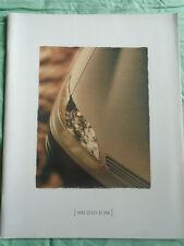 Lexus ES300 range brochure 1993 USA market