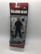 Rick Grimes Woodbury Assault The Walking Dead McFarlane Series 7.5