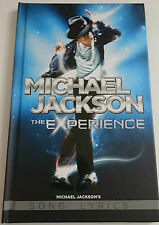 "Michael Jackson ""The experience"" : Artbook/Song Lyrics [Collector]"