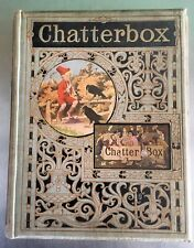 Chatterbox 1913 Wells, Gardner, Darton & Co, Gold edging