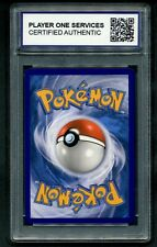 🥇 GRADED 1ST EDITION VINTAGE POKEMON CARD 🥇 Authentic Pokémon 1998 to 2003