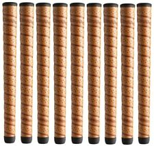 9 x Winn Golf Dri-Tac DriTac Wrap Performance Soft Copper 6DTWR-CP Midsize Grips