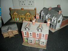 Metcalfe Model Coaching Inn, Pavilion & Terraced Houses. Pre-Built.
