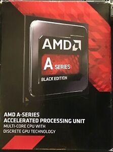 AMD A6 7400K GAMING APU BLACK EDITION 3.9 GHZ TURBO CPU