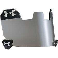 Under Armour Grey Mirror Football Visor - FREE SHIPPING