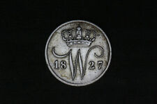 Netherlands - 10 cents 1827 Utrecht (#70)