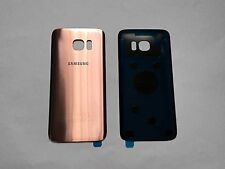 New Replacement ROSE GOLD Battery Back Cover For Samsung Galaxy S7 Edge G935F