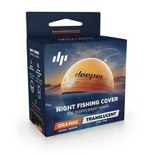 Deeper Echolot Sonar Abdeckung zum Nachangeln Night Fishing Cover Nachtlicht