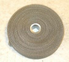 """Wire Mesh Tape - 1"""" Width, 100 FT/RL, Drawing: 11654426"""