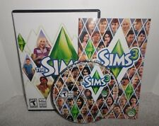 The SIMS 3 PC WIN or MAC