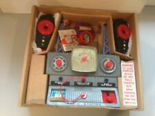 Dan Dare (Eagle) Radio Station, boxed with instructions and notepad,