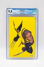 WOLVERINE #1 - CGC 9.8 - #0390/3000 C2E2 CHRISTOPHER YELLOW COVER VARIANT