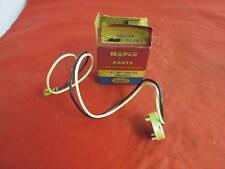 NOS MOPAR Back Up Lite Switch Fits 57 Plymouth & Dodge Models W/ A/T 1704234