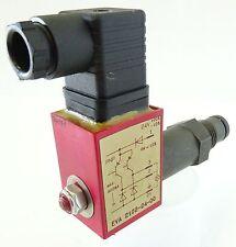 Hydac Eva 2102-24-00 filtro-contaminación visualización 24v 400ma vd8-ga.0 sin usar
