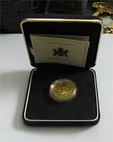 "1997 Canada $200 Dollars Gold Coin Haida Mask ""THE RAVEN"" 22k -1/2 Oz Proof"