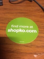 find more at shopko.com plastic round tag. collectable