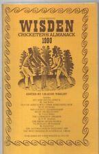 Wisden Cricketer's Almanack 1990 127th edition (paperback)