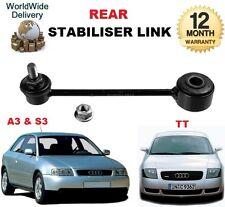 Pour Audi A3 S3 TT 1.8 i 1.9 TD 3.2 i 1999 - 2006 Arrière LHS & bar lien stabilisateur RHS