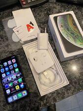 Apple iPhone XS - 256GB - Space Grau A2097 (WCDMA + GSM)