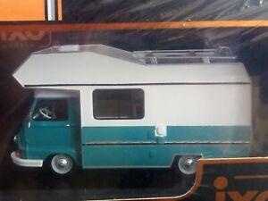 CAMPING CAR RENAULT STAR AUTOSTAR 350 ANNEE 1979  IXO 1/43 CAC006