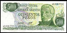 ARGENTINA  -500 Pesos - Paper Money UNC