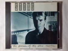STING The dream of the blue turtles cd FRANCE POLICE BRANFORD MARSALIS
