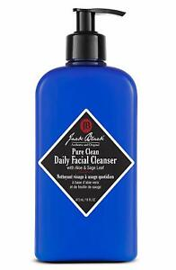 Jack Black Pure Clean Daily Facial Cleanser 16oz - NEW FRESH AUTHENTIC