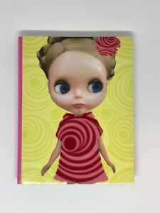 Rare 2004 Blythe Doll Address Book Hardcover - NEW - Gina Garson - Hasbro