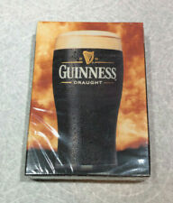Guinness Draught Beer Playing Cards