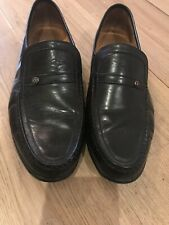 Barkers Mens Leather Slip On Shoes Size 10 G