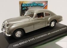 Bentley R Type continental Franay 1954 Black negro 1/43 Yat Ming