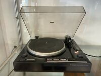 Pioneer  PL-3F Quartz-PLL Direct  Drive Full Automatic  Turntable Plattenspieler