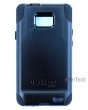 Authentic Black Otterbox Commuter Case Cover for Samsung Galaxy S2 AT&T i9100