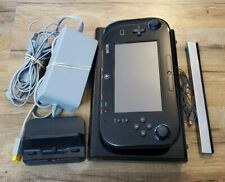 Nintendo Wii U 32GB Deluxe Console System Tested Working