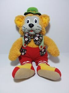Fuzzy Factory Fat Cat Soft Plush Toy