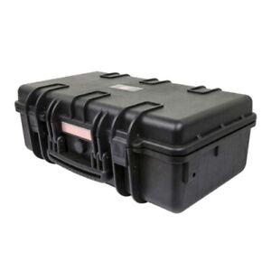 "Weatherproof Hard Case   55 x 35 x 20 cm (22"" x 14"" x 8"")   With Customizable Fo"