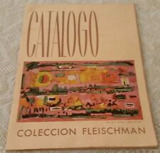 Vintage CATALOGO COLECCION FLEISCHMAN in French? Softcover