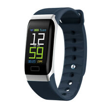 Blood Pressure Smart Band Wrist Watch Pulse Meter Heart Rate Fitness Monitor