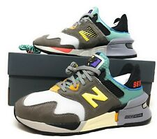 New Balance 997 Bodega 'No Bad Days' 997S Charcoal Mens Lifestyle Shoes MS997JBG