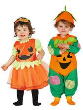Baby Toddler Pumpkin Halloween Costume Cute Child Fancy Dress Outfit Girls Boys