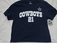 NFL Dallas Cowboys T-Shirt Ezekiel Elliott Shirt/T-Shirt Large/L NWT