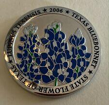 2006 Texas Bluebonnet Geocoin