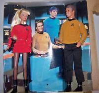 Barbie and Ken STAR TREK Gift Set 1996 30th Anniversary Edition