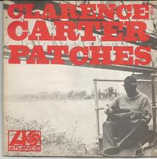 CLARENCE CARTER Patches FRENCH SINGLE ATLANTIC 1970