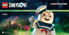 LEGO Dimensions 71233 Ghostbusters Fun Pack - Stay Puft Marshmallow Man (#16)