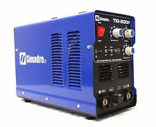 SIMADRE TIG200P 200A TIG/MMA/PULSE DC INVERTER WELDING MACHINE SALE