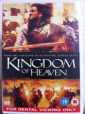 Orlando Bloom KINGDOM OF HEAVEN ~ 2005 Ridley Scott Crusades Epic | UK DVD