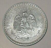 1 Peso Stati Uniti del Messico 1944 - Argento -  nr 605