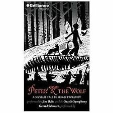 Peter and the Wolf by Sergei Prokofiev (2011, CD, Unabridged)